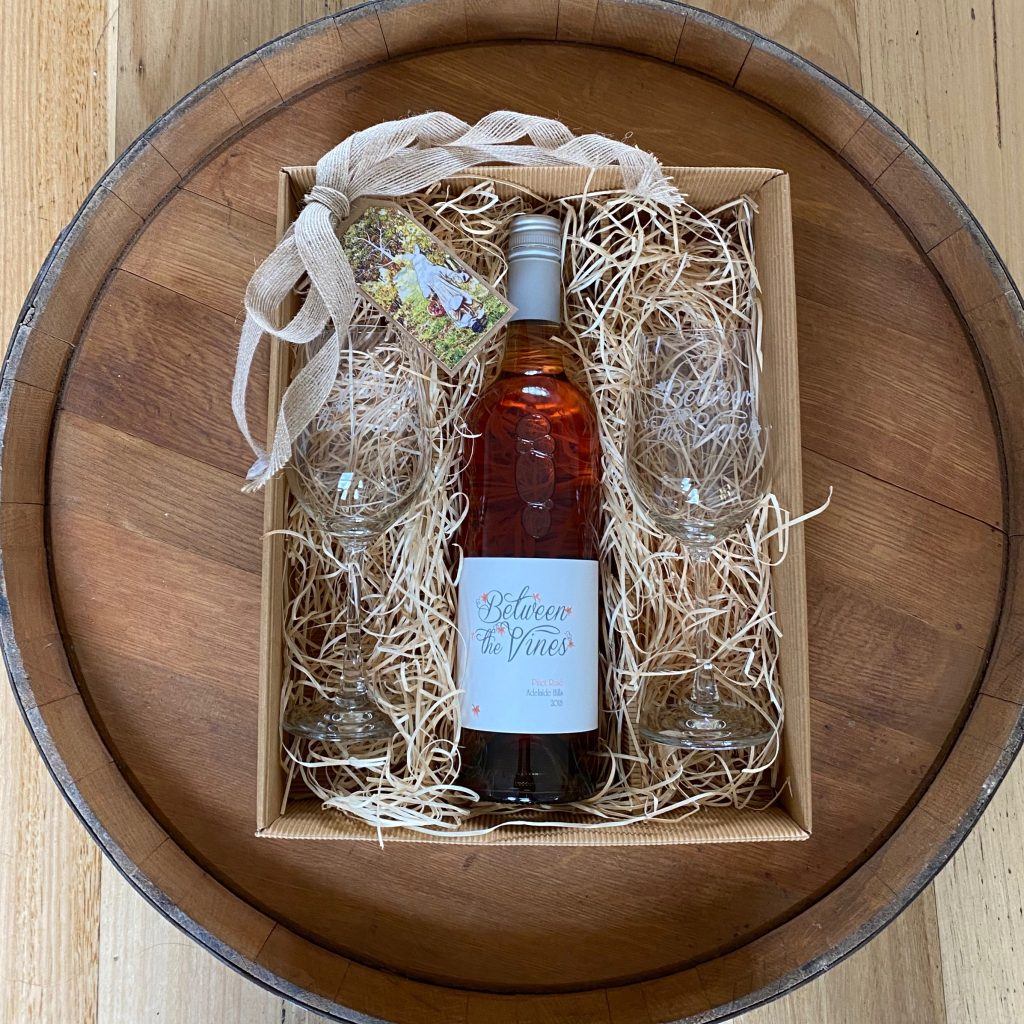 Wine Gift Hamper -Rosé